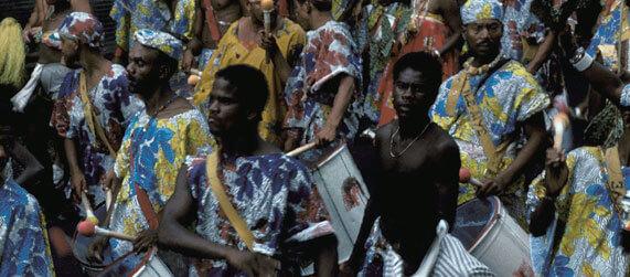 Bloco Afro ab 1974