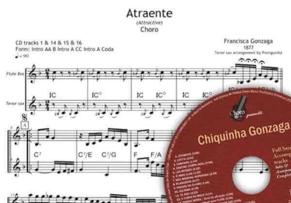 Chiquinha Gonzaga 2nd Edition ChoroMusic A871837