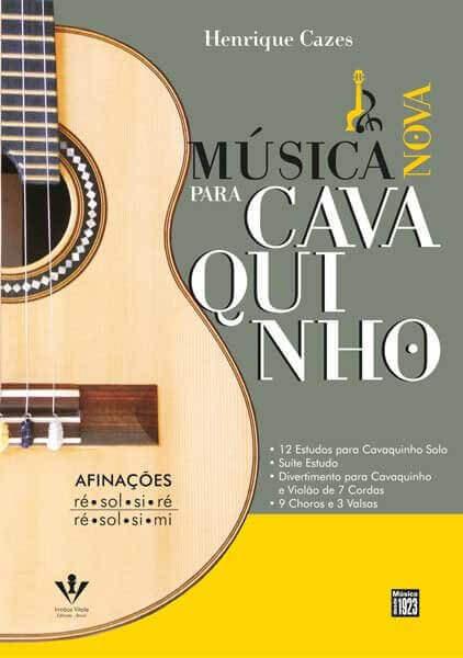 Música nova para cavaquinho I.Vitale A871914