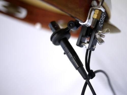 Bowen Audio   Ultralite Pandeiro Mikrofon A602400