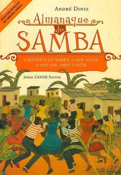 Almanaque do Samba - Andr Jorge Zahar Editor A871610