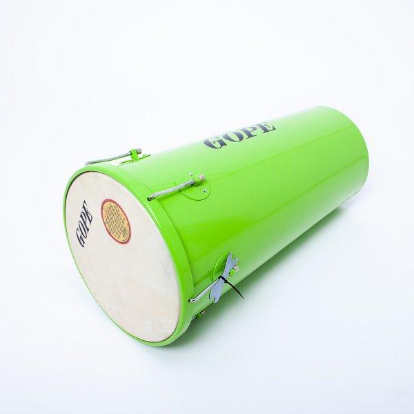 Rebolo aluminium 12''x65cm hide - green Gope A372133