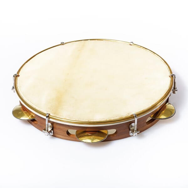 Pandeiro 10'' - Wicked Walnut HP Percussion A673014