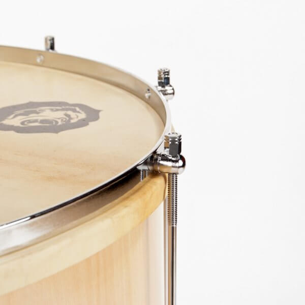 Timbra   Surdo 60 cm - Holz, Hardware verchromt A336120