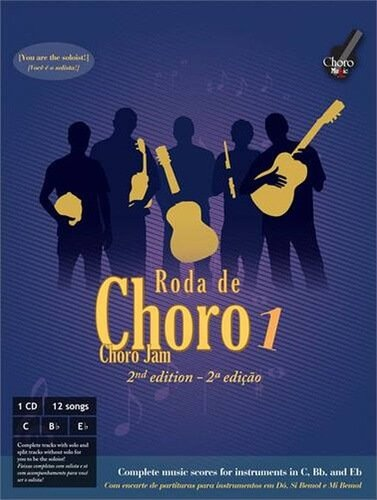 Roda de Choro 1 - 2nd edition ChoroMusic A871829
