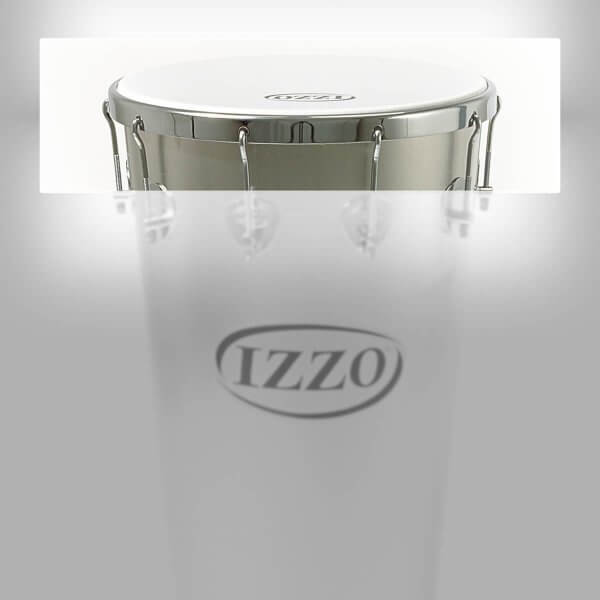 Timbal rim 14'' for 10 hooks, cromed Izzo A329161