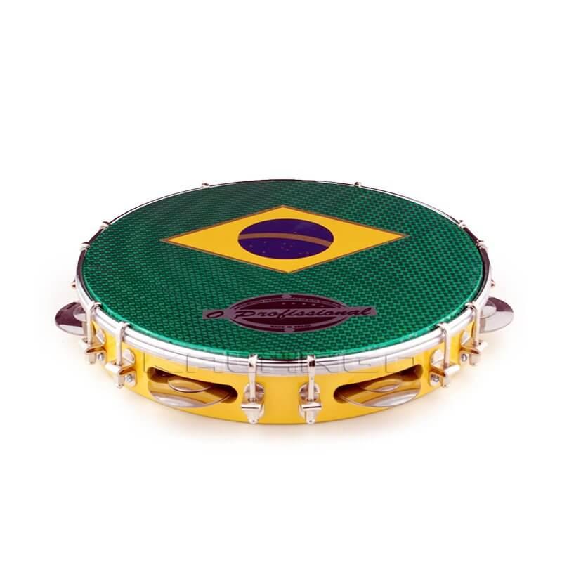O Profissional   Pandeiro 10'' - Brasil A413013