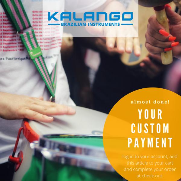 Custom payment KALANGO A1010