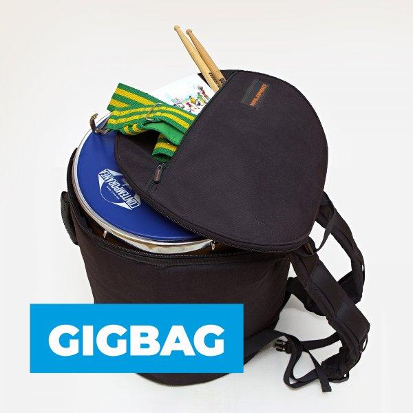 Repinique - rebolo bag 12''x45 cm, backpack KALANGO TAK1245