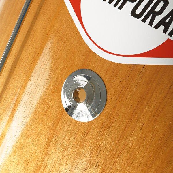 Surdo 22'' x 60 cm - madera, parches nylon Contemporânea A345522