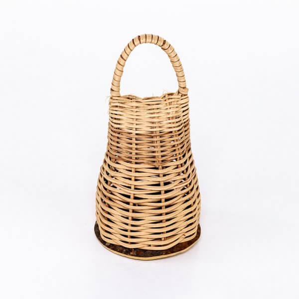 Gope   Caxixi - Rattan, groß A371612