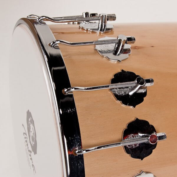 Timbra   Timbal 14'' x 90 cm - Hartholz, Hardware verchromt A335122
