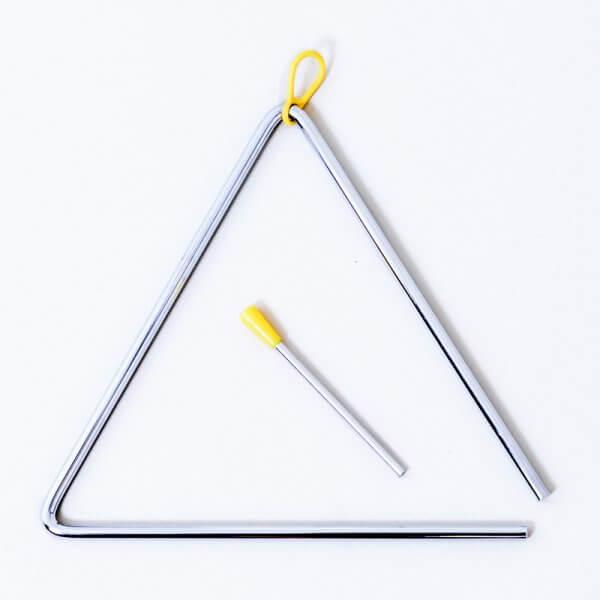 Triángulo 25cm Izzo A323020