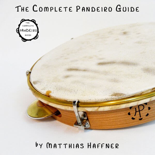 The Complete Pandeiro Guide Tutorial 1 + 2 DESCARGA HP Percussion A674110