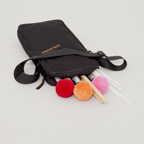 Tasche für Chocalho, Sticks und Schlägel KALANGO TAK46