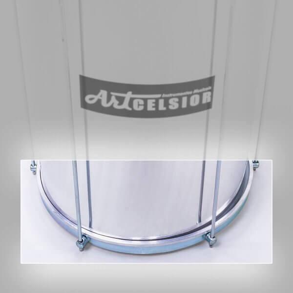 Spannring Repinique 14''- Spannstabseite, galvanisiert Artcelsior A102642