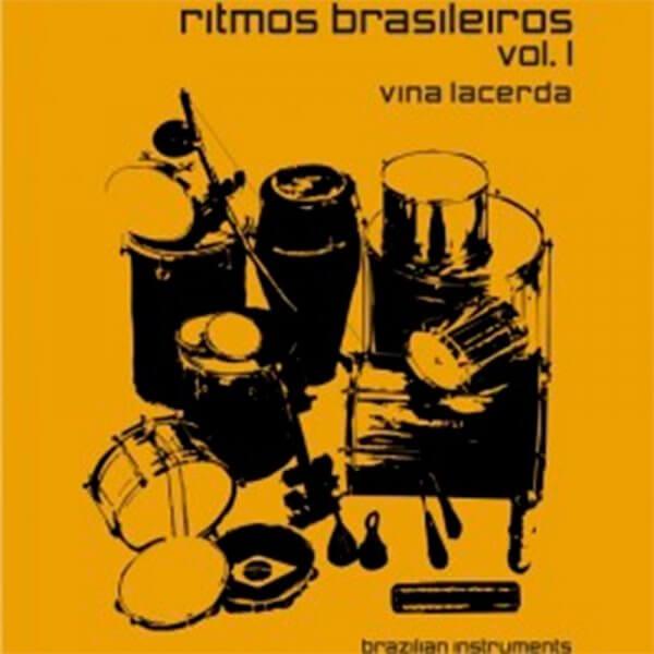 Instrumentos e ritmos brasileiros - Vol 1, mit DVD Vina Lacerda A872011