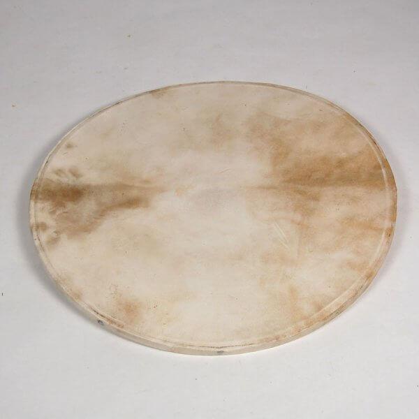 Alfaia Head 20'' goat skin - wood rim IVSOM A112020