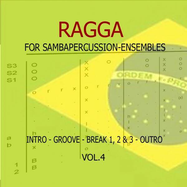 Samba Groove Ragga Vol.4 SambaGroove A810004