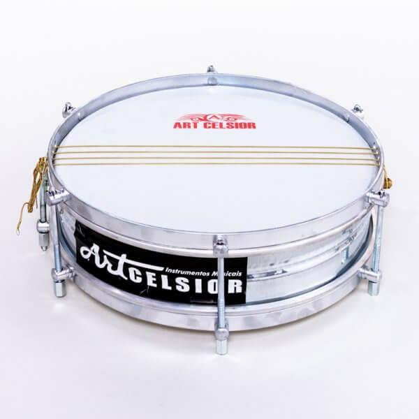 Artcelsior   Tarol 12'' x 10 cm - galvanisiertes Blech A102201
