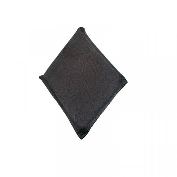 Polster für Raute, schwarz Max Gurtsystem A532011