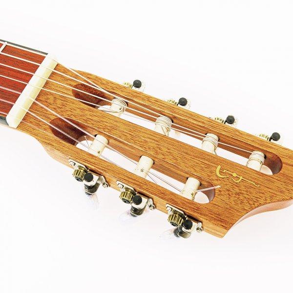 Siebensaitige Gitarre - Sapelli, akkustisch APC A170040