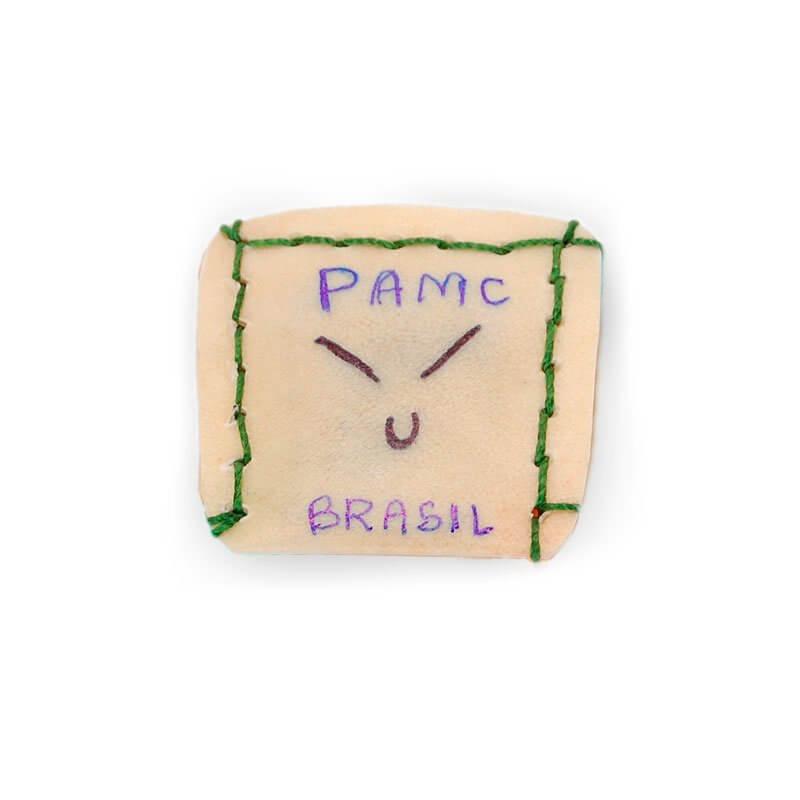 Marcos China RIO   Taschenshaker einfach - Leder A134111