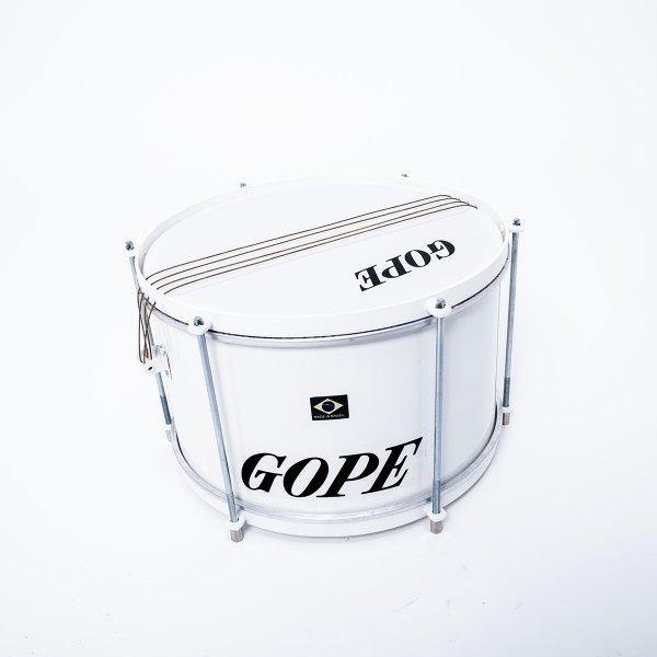 Caixa malacacheta aluminium 12''x20cm blanc Gope A371506