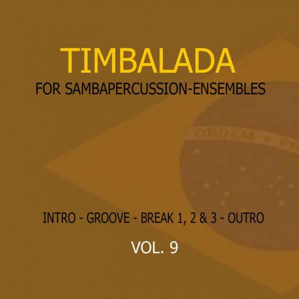Samba Groove Timbalada Vol. 9 SambaGroove A810009
