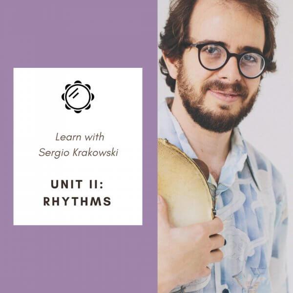 onlinepandeiro UNIT II - Rhythms Sergio Krakowski A810220