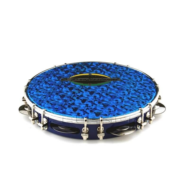 O Profissional   Pandeiro 10'' - blau A413011