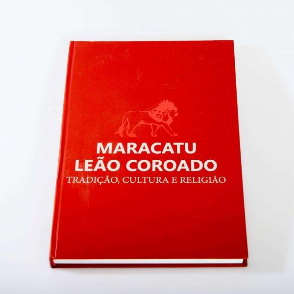 Maracatu book - Leao Coroado KALANGO A872230