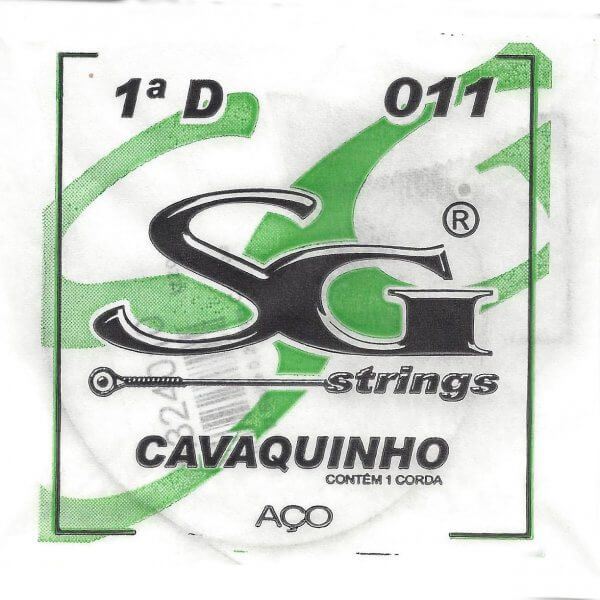 1. D Saite Cavaquinho 0,28 mm Izzo A324010