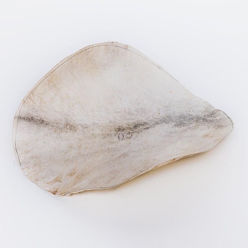 KALANGO  Alfaia Naturfell 16''- ohne Ring A521016