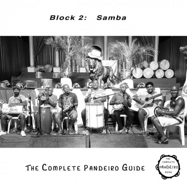 Pandeiro Guide Samba HP Percussion A674101