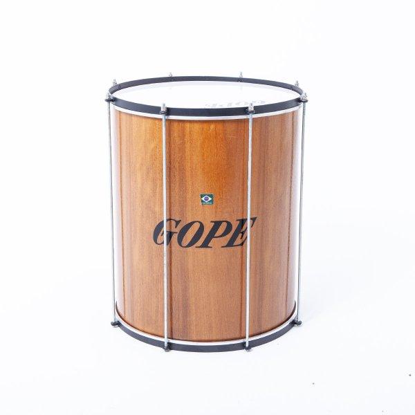 Surdo 16'' x 50 cm bois, peaux nyon Gope A373216