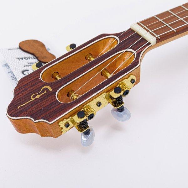 Cavaquinho Luthier acustico with bag APC A170012