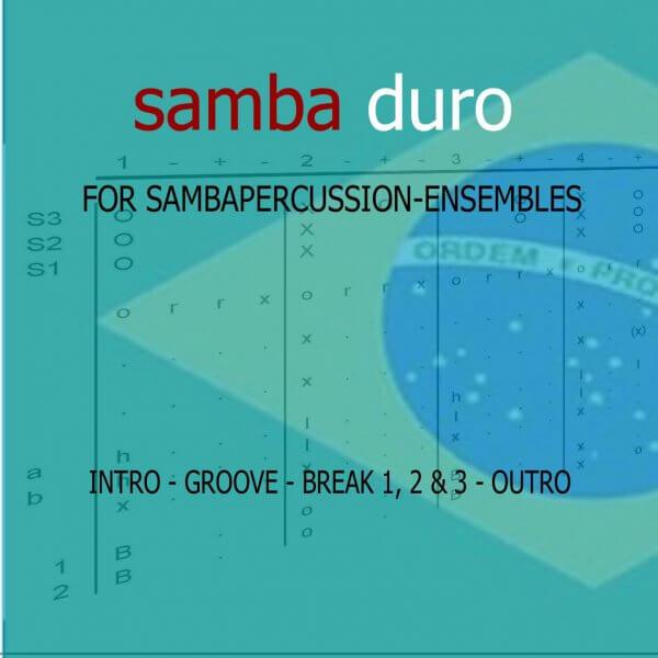 Samba Groove Samba Duro Vol. 2 SambaGroove A810002