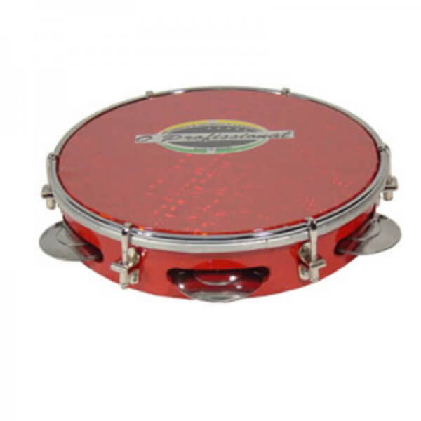 """B-STOCK Panderio 8"""" - red, B-stock O Profissional A413010"""