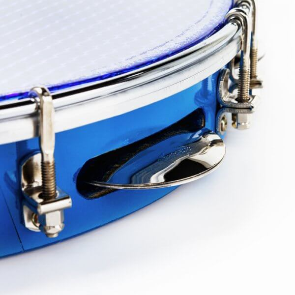 "Pandeiro Samba 10"" - blau Contemporânea A341609"