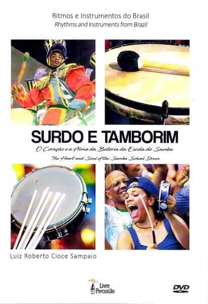 Luiz Sampaio - Surdo e Tamborim Bernuncia A871420