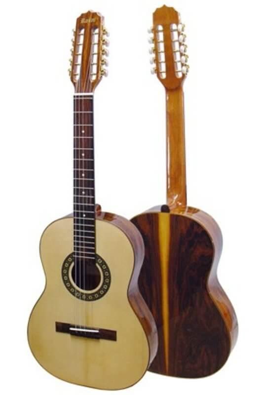Rozini   Professional Classic Viola - 3 Band EQ.,  natural, solid top A316614