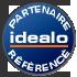 Idealo Partnaire Logo