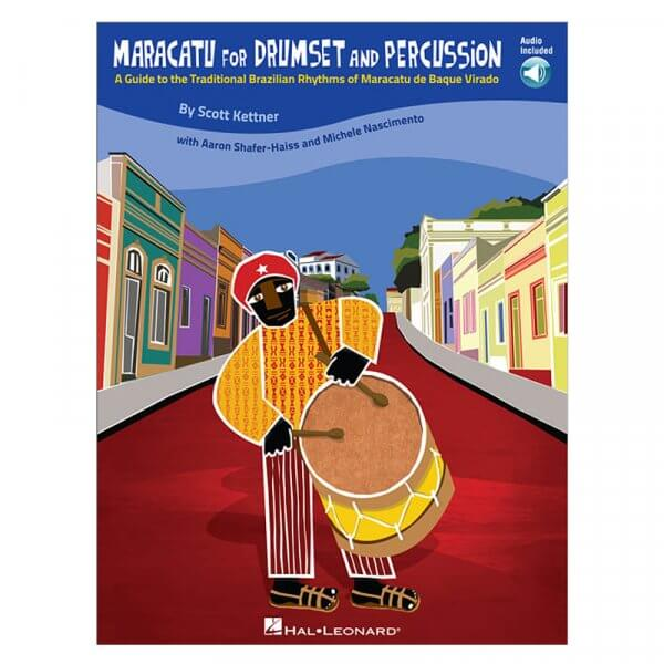 Maracatu für Drumset und Percussion mit CD KALANGO A871451