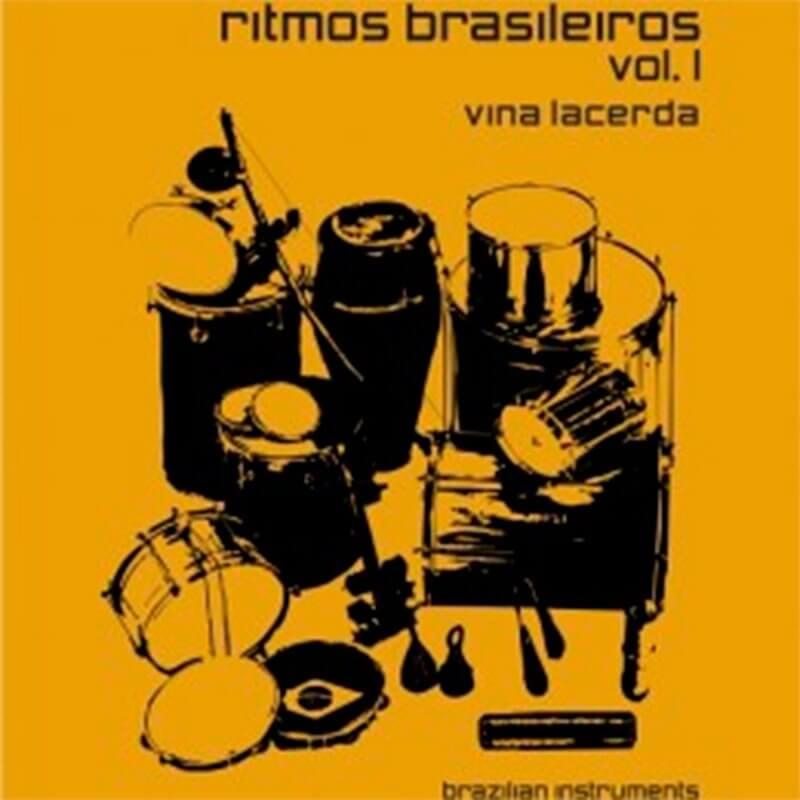 Vina Lacerda   Instrumentos e ritmos brasileiros - Vol 1, mit DVD A872011