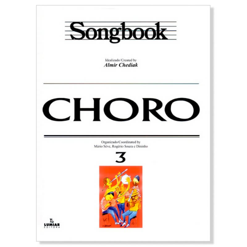 I.Vitale   Songbook Choro, Vol 3 A871818