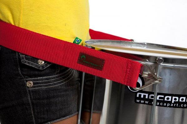 Sangle de hanche 2 crochets - rembourrage respirant Macapart A125101