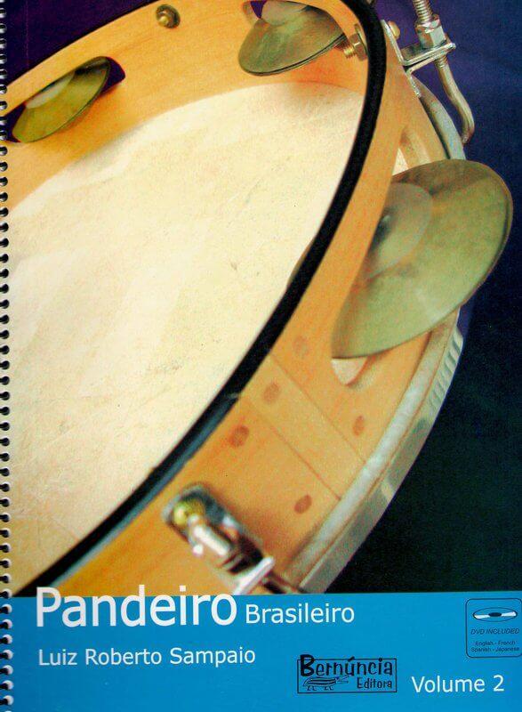 Bernuncia   Pandeiro Brasileiro Vol. 2 A871040