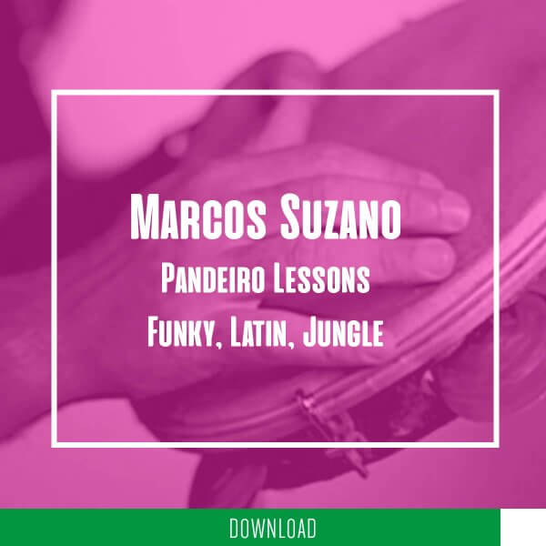 Marcos Suzano - Funky, Latin, Jungle KALANGO A5275DE