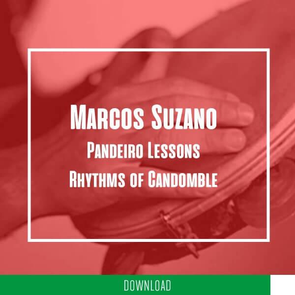 Marcos Suzano - Rhythmen des Candomble KALANGO A5274DE
